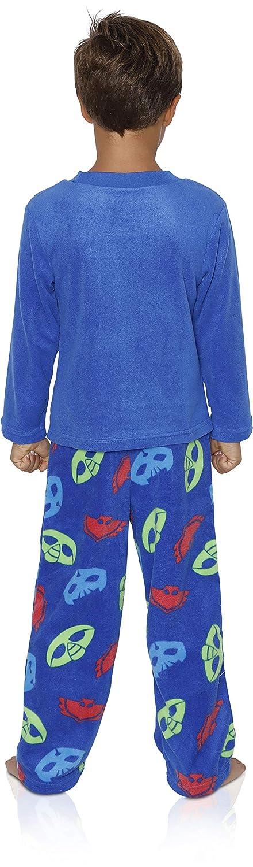 Boys License Fleece Pajamas Pokeman Mario Avengers Spiderman and More 4-10