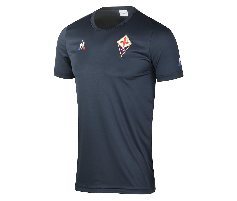 2017-2018 Fiorentina Training Tee (Dress Blues) B076C5Z7FXNavy Small Adults