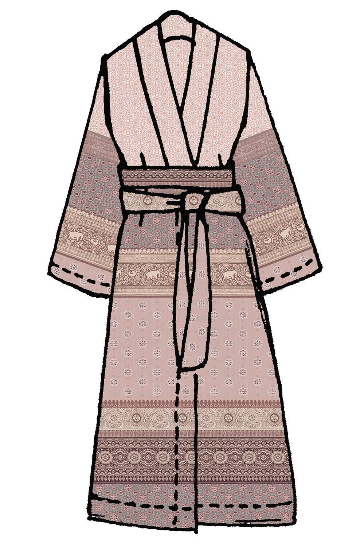 Bassetti Kimono CAMAIORE   V1 - L-XL