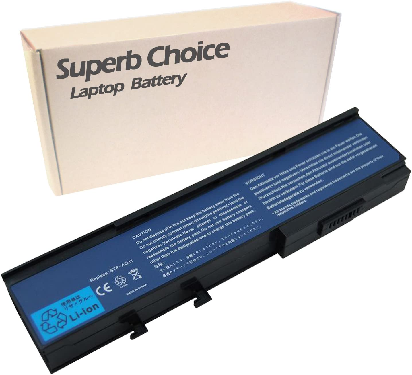 Superb Choice Battery Compatible with ACER Extensa 4420-5239