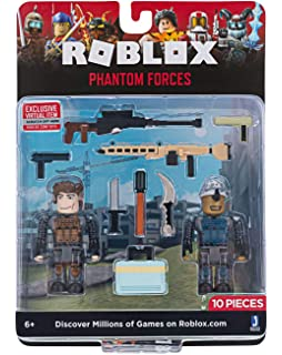 Roblox Phantom Forces Rank 1000 Get Robux Quiz Amazon Com Roblox Action Collection Phantom Forces Ghost Figure Pack Includes Exclusive Virtual Item Toys Games