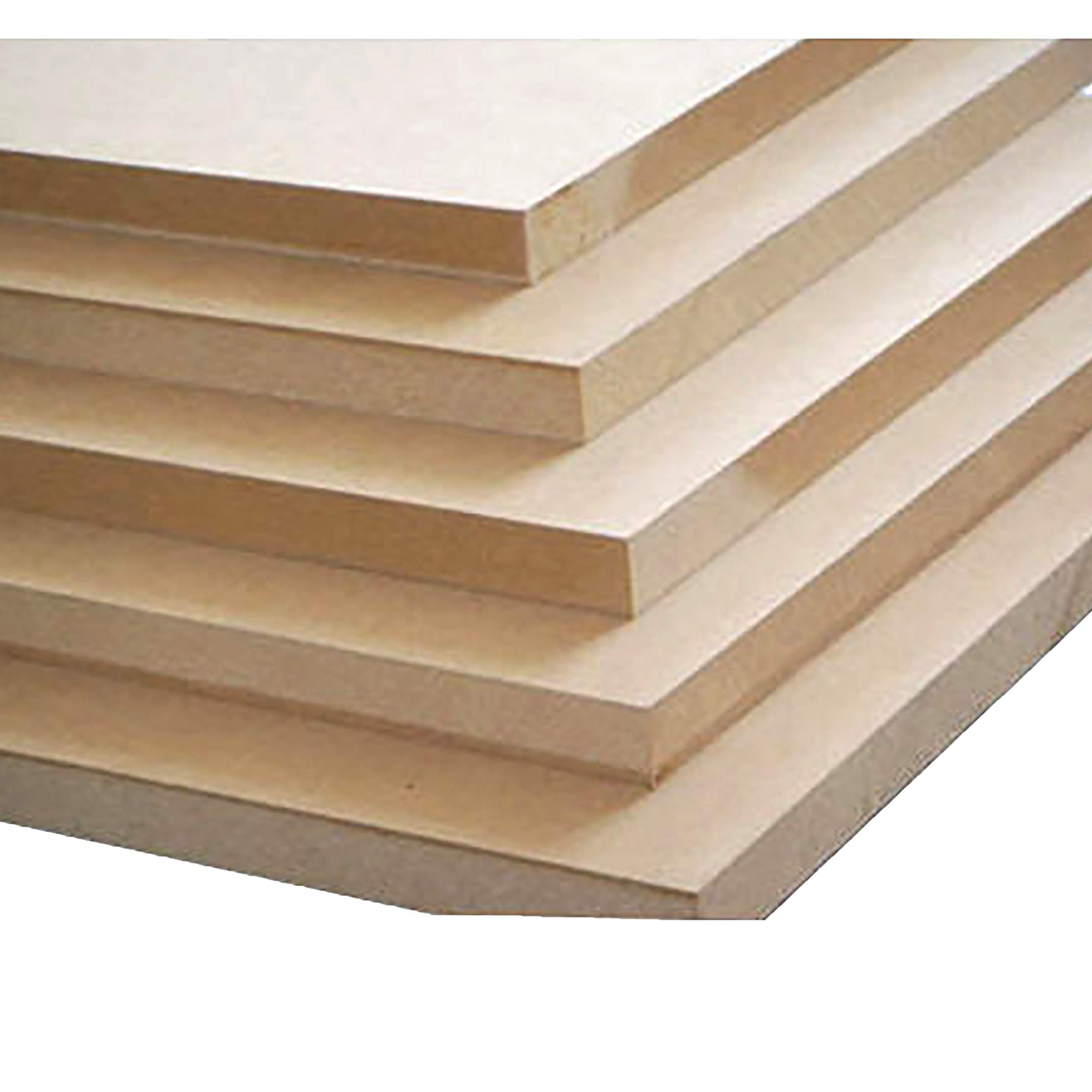 1/2'' (12mm) X 12'' X 24'' MDF Board (3 Sheets) by DGwood