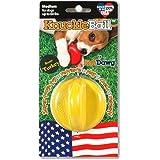 犬おもちゃ アメリカRuffdawg USA製のおもちゃ ナックルボールM ローストターキー味