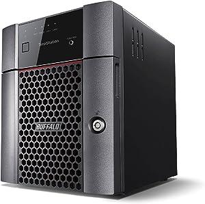 BUFFALO TeraStation 3410DN Desktop 8 TB NAS Hard Drives Included