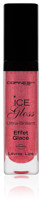 Copines Line Paris BALCO305718 Ice Gloss Brillant à Lèvres Soleil Doré BALCO3057 18