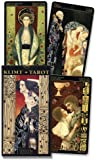 Golden Tarot of Klimt (Lo Scarabeo Decks) (English and Spanish Edition)