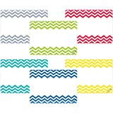 Creative Teaching Press Chevron Solids Labels (4549)