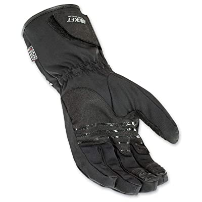 Joe Rocket Men's Rocket Burner Textile Heated Gloves