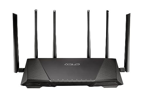 25 opinioni per Asus RT-AC3200 Wireless AC3200 Tri-Band