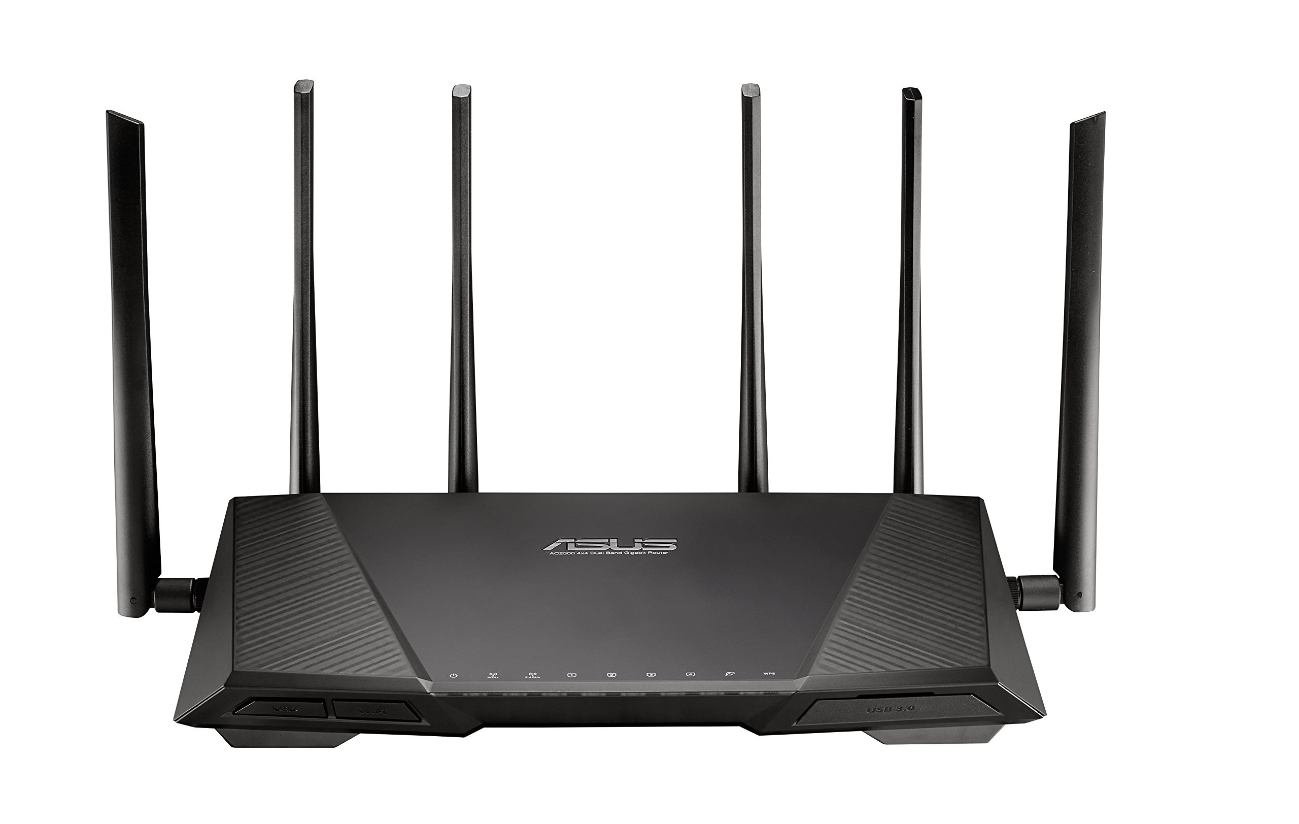 ASUS RT-AC3200 Tri-Band AC3200 Wireless Gigabit Router AiProtection