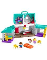 Fisher-Price Little People Big Helpers Home [Bilingual]