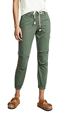 e16dd8bfd356 Amazon.com: SUNDRY Women's N 95 Zip Joggers: Clothing