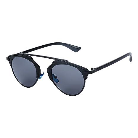 OUTEYE Gafas del Sol Sport UV400 Retro Gato Vintage Viaje ...
