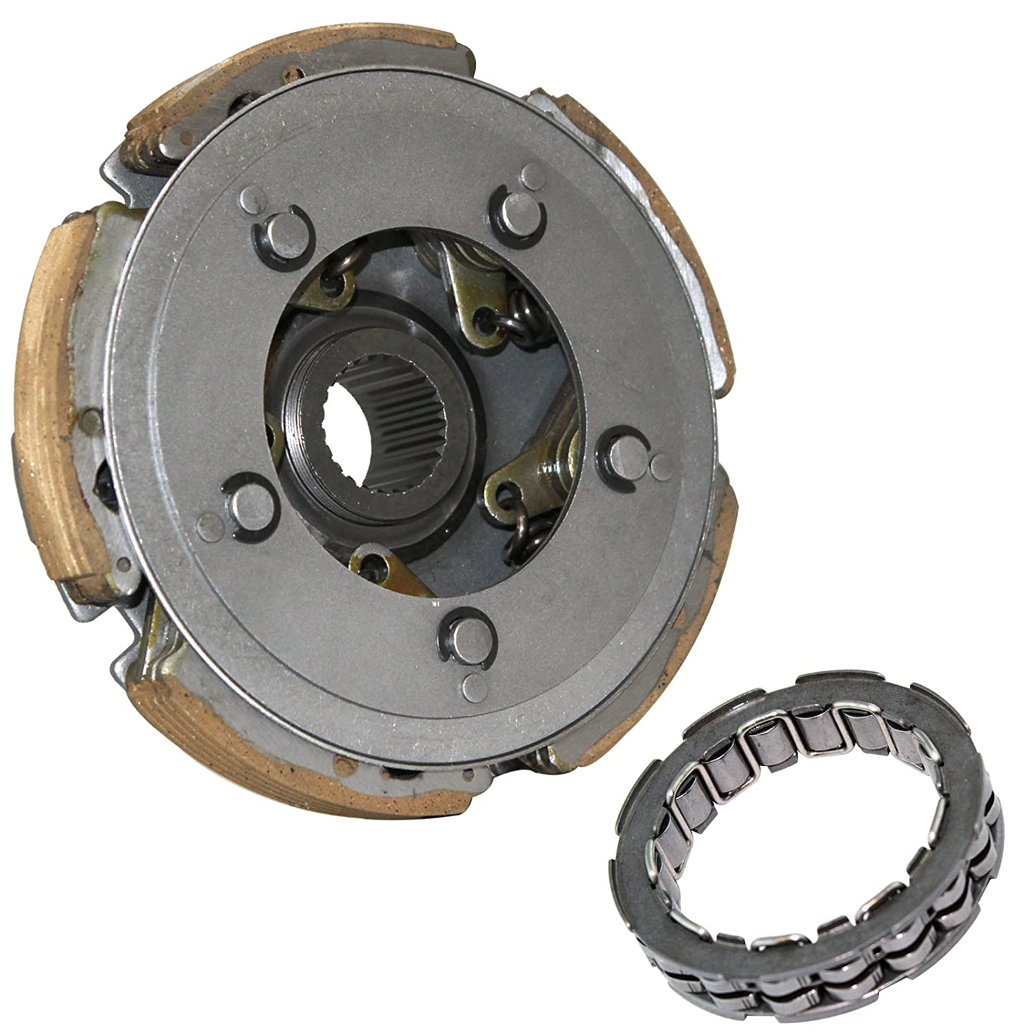 CALTRIC CLUTCH CENTRIFUGAL CARRIER & BEARING Fits HONDA TRX300FW TRX-300FW FOURTRAX 300 4X4 1988 1990-2000
