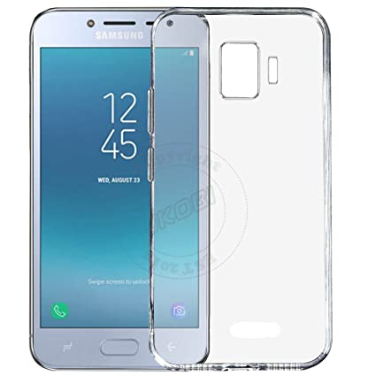 best sneakers 65018 e01a2 AK-97 Transparent Back Cover for Samsung Galaxy J2 2018/ Samsung J2 2018  Transparent Back Cover