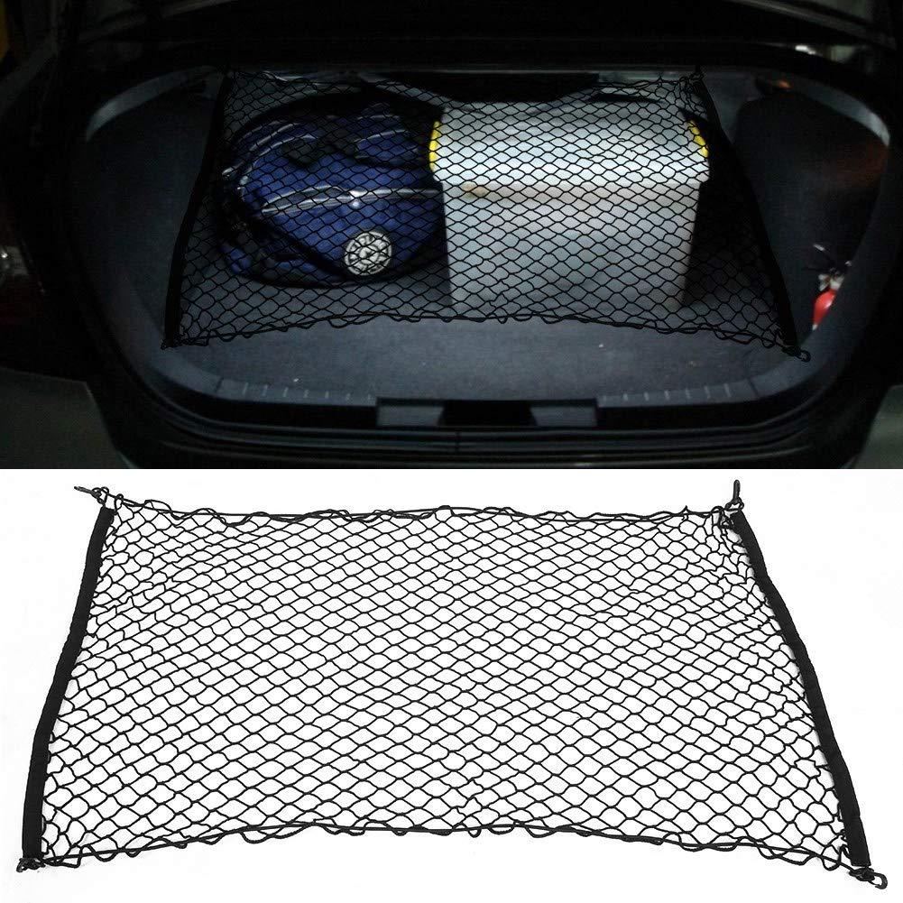 Dibiao Filet de rangement /élastique pour coffre de voiture 70 x 120 cm