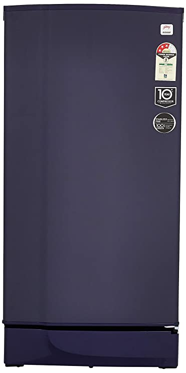 Electrolux 150 L Direct Cool Single Door Refrigerator
