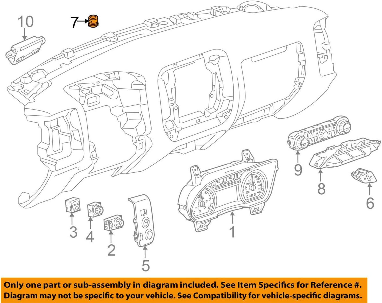 GM 13578464 SENSOR ASM-SUN LOAD TEMP /& HDLP AUTO C