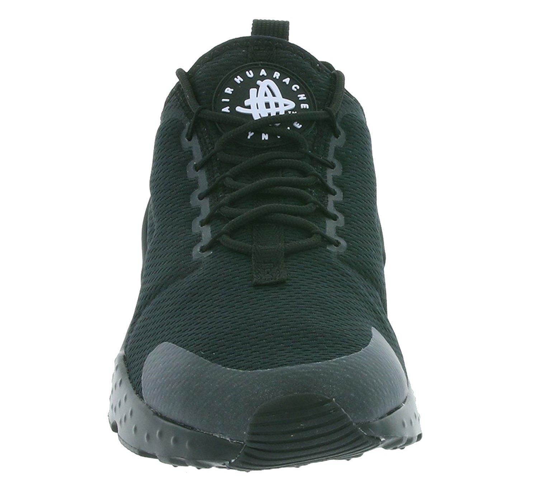 NIKE Women's W Air Huarache Run Ultra, Black/Black B006BADISE 11 B(M) US|Black/Black