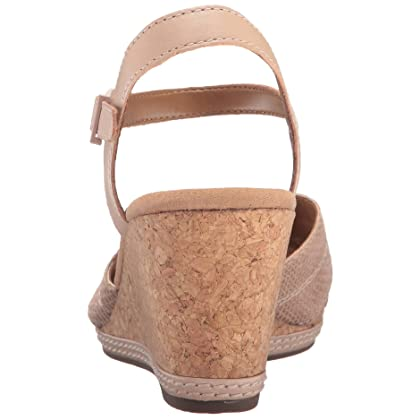 13c707a8e691 ... CLARKS Women s Helio Latitude Wedge Sandal