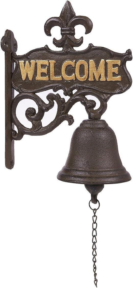 Amazon.com: Hierro fundido Bell – Entrada