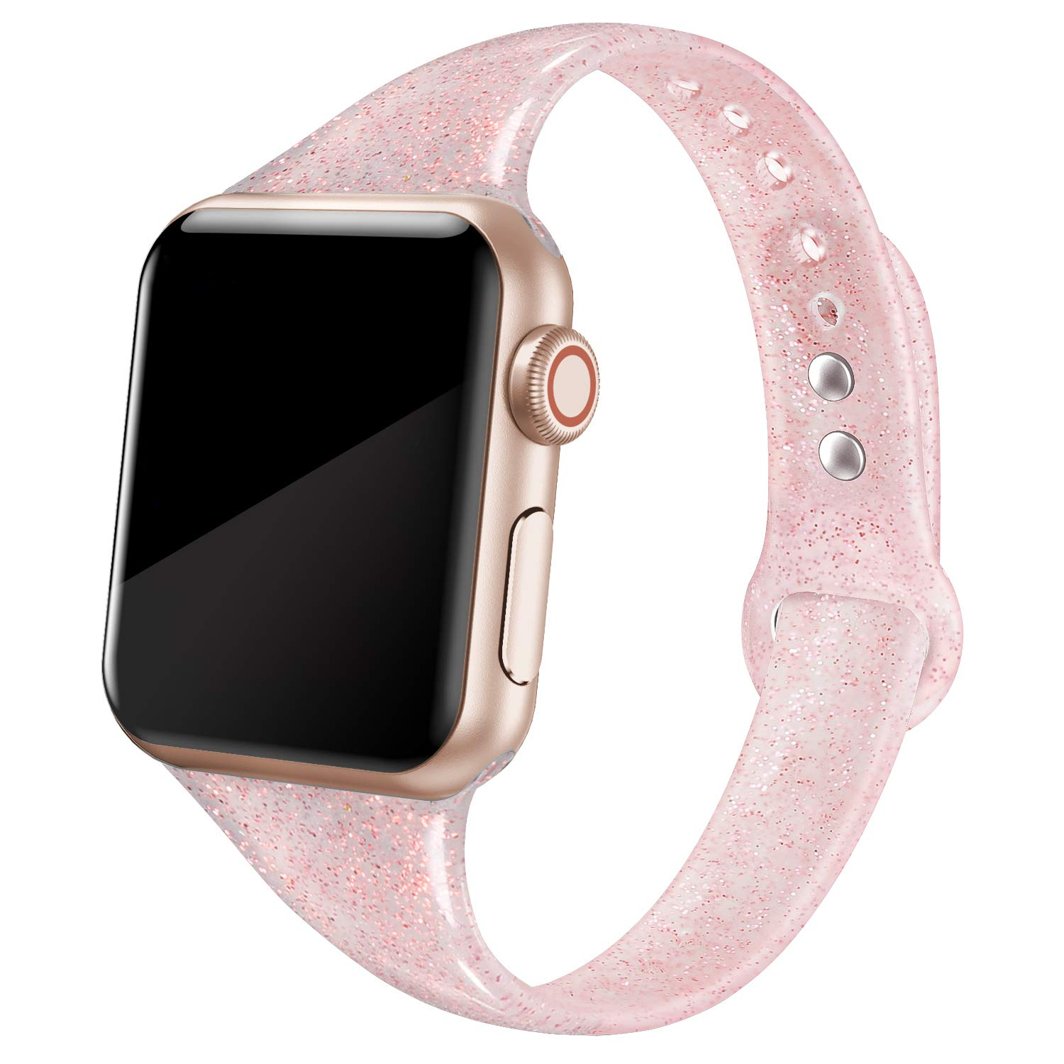 Malla Silicona Para Apple Watch (38/40mm) Swees [7s9r1yv9]