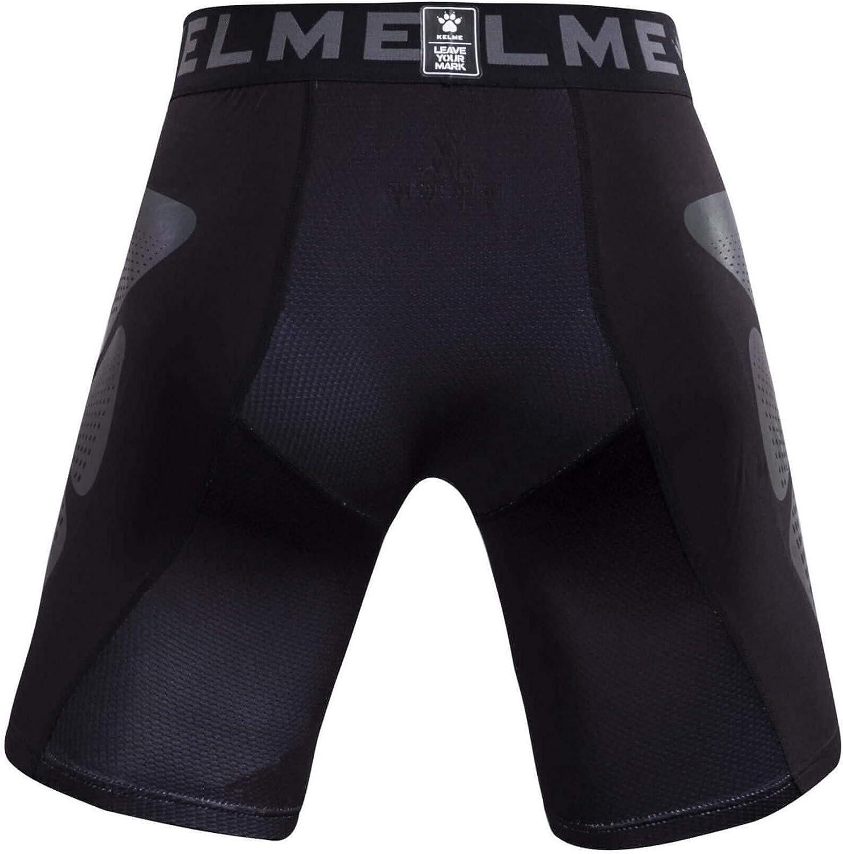 Soccer MMA. Padded Compression Slide Shorts Perfect for Softball Baseball KELME Pro Sliding Shorts