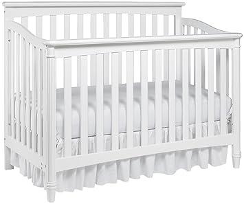 europa baby geneva convertible crib white by