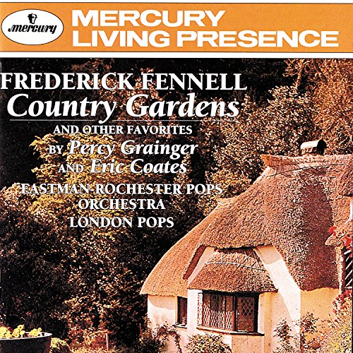 Grainger: Country Gardens &c/Coates:The Three Elizabeths ()