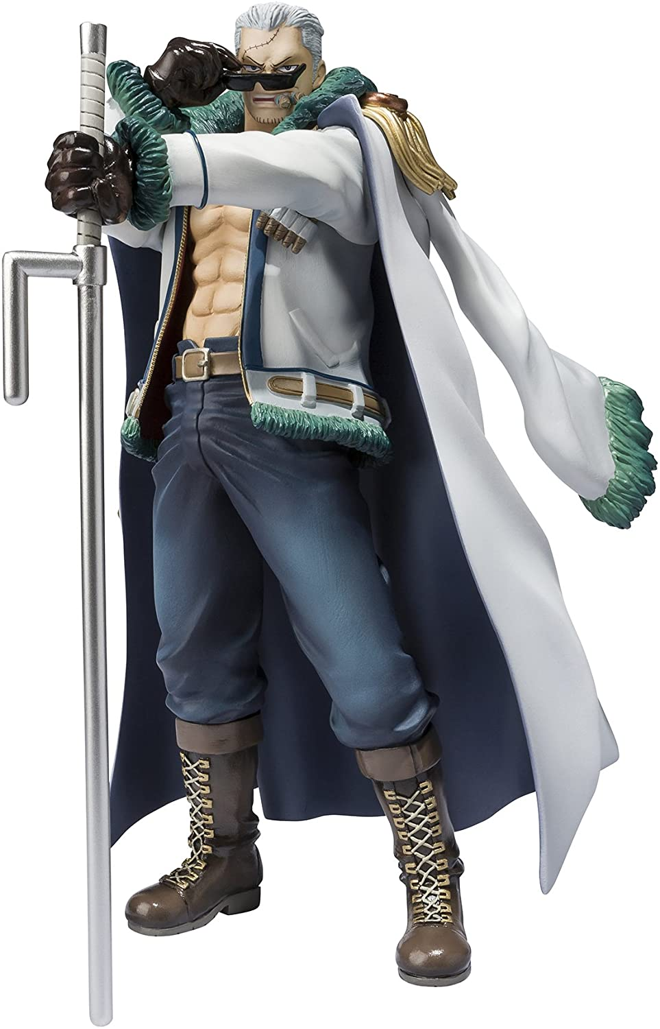 Figuarts ZERO Smoker - punk hazard Ver. - (japan import)