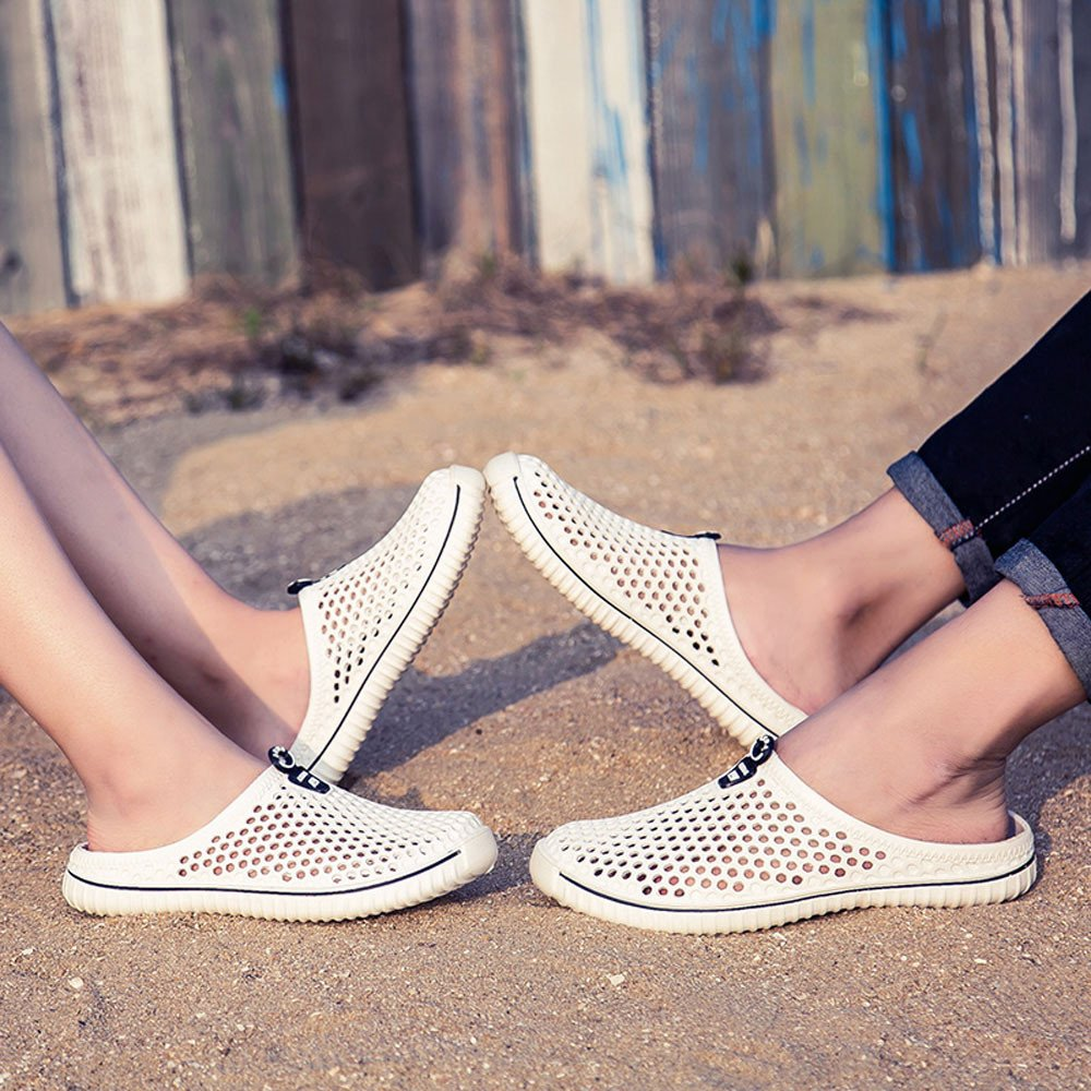 Corriee Men Women Beach Slippers Summer Classic Sandals Rain Shoes Flip Flops Unisex Shoes