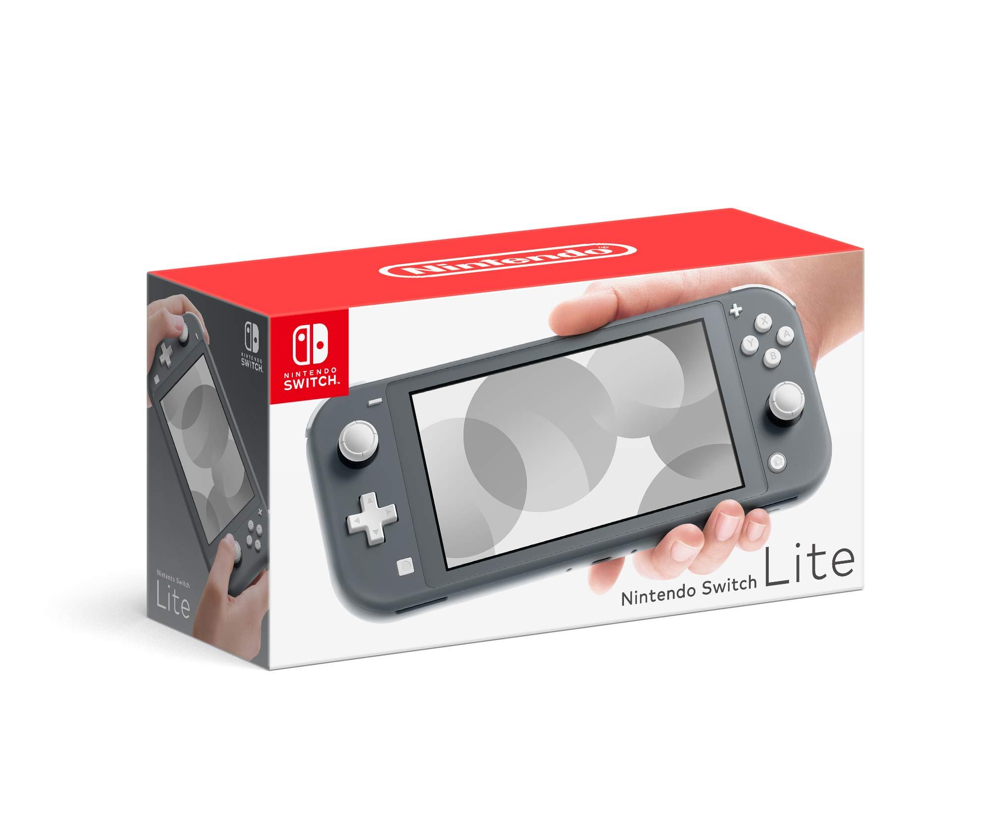 Nintendo Switch Lite – Coral – Switch