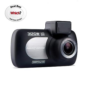 Nextbase 312gw Full Hd 1080p Dashcam Amazon De Elektronik