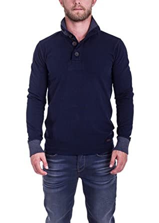a244d648546b BOSS Orange Herren Pullover Gr. XXXL, Blau - Navy  Amazon.de  Bekleidung