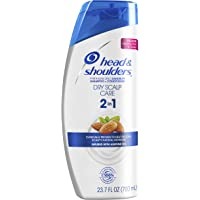 Head and Shoulders Dry Scalp Care Anti-Dandruff 2 in 1 Shampoo & Conditioner, 23.7 fl oz