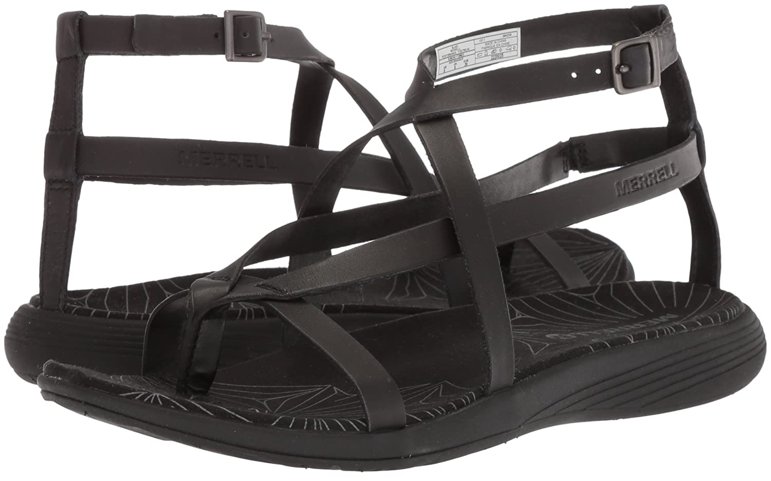 Duskair Seaway Thong Leather Merrell 56CLK