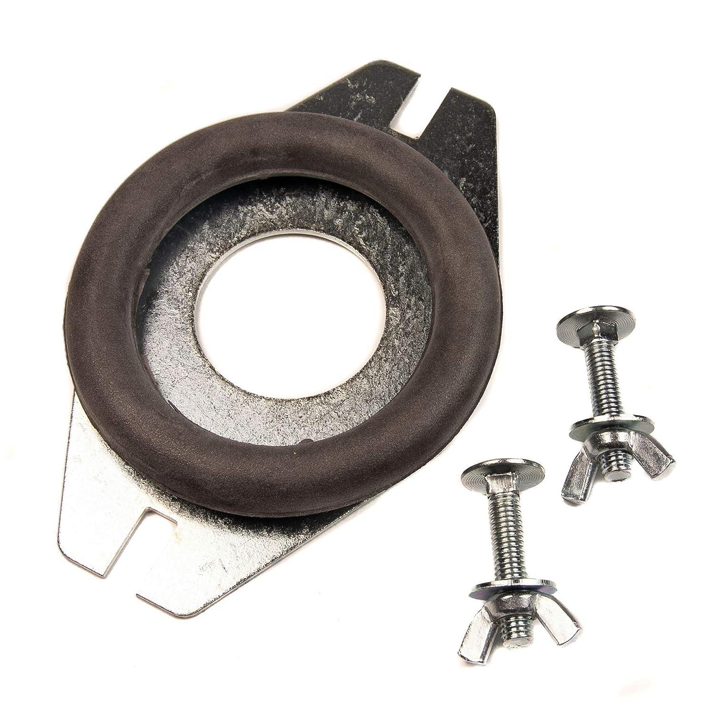 Ideal Standard para cisterna de inodoro cierre acople para mochila de inodoro tornillos para fijaci/ón Kit de fijaci/ón para