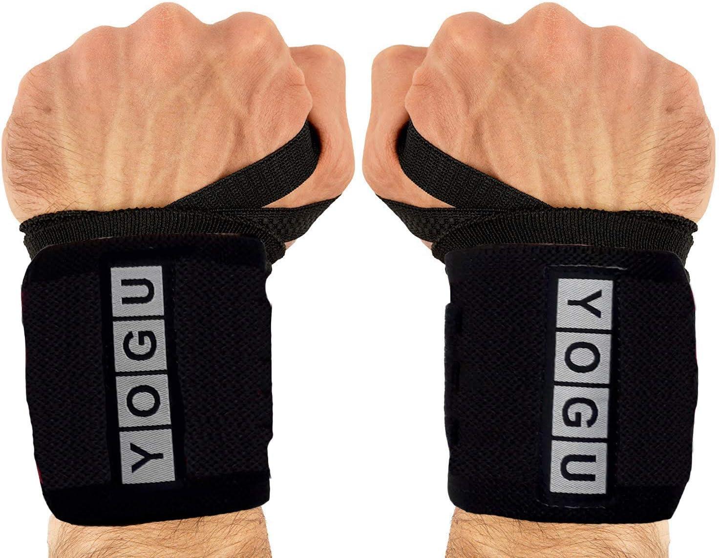 Wrist Workout Gym Lifting Weight Wrap Training Bodybuilding Crossfit Wraps Brace