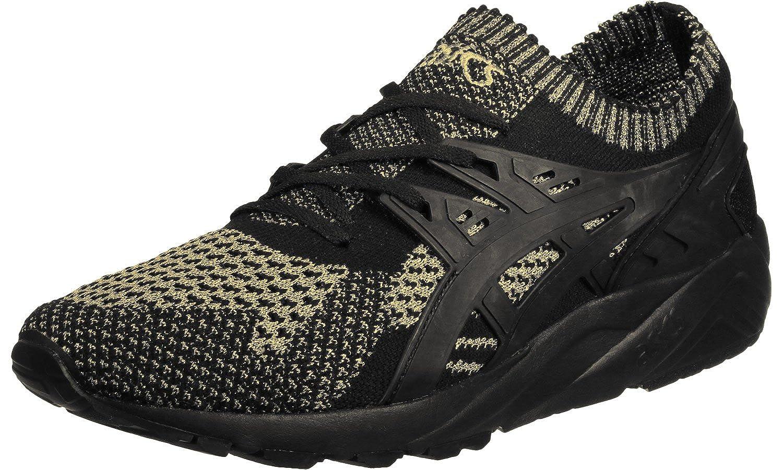 noir ASICS Hommes Carbon Carbon Noir Gel Kayano Knit Lo Basket  designer en ligne