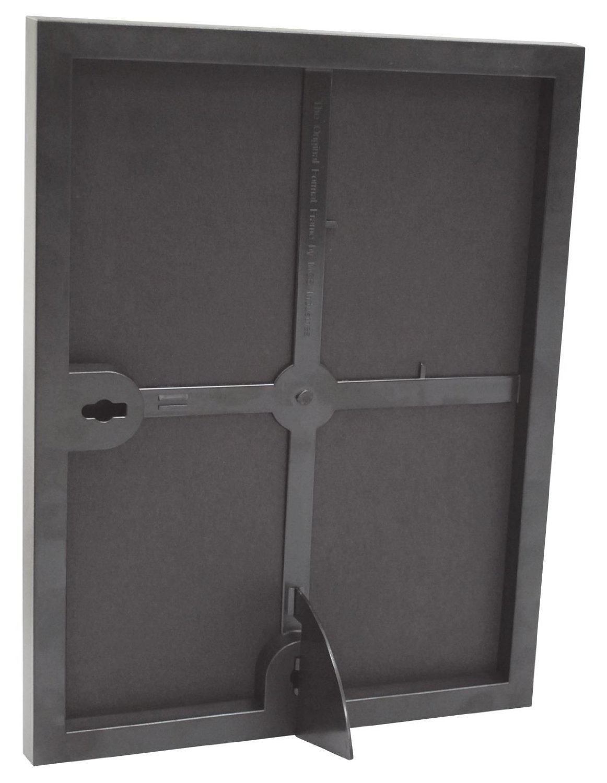 MCS 8.5x11 Inch Format Frame 6-Pack, Black (65609) by MCS (Image #3)