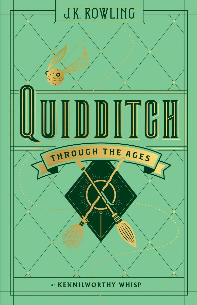 Quidditch Through the Ages (Harry Potter (Hardcover))