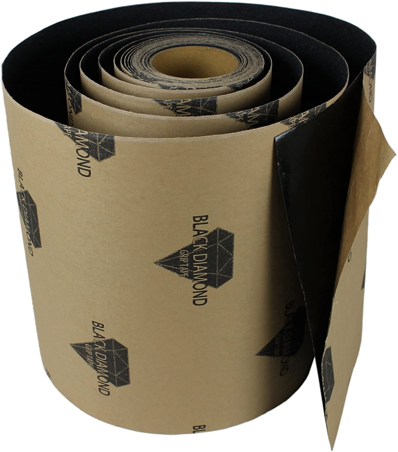 Anti Slip Traction Tape Black Roll Safety Non Skid Self Adhesive Silicon Carbide Sticky Grip Safe Grit 12