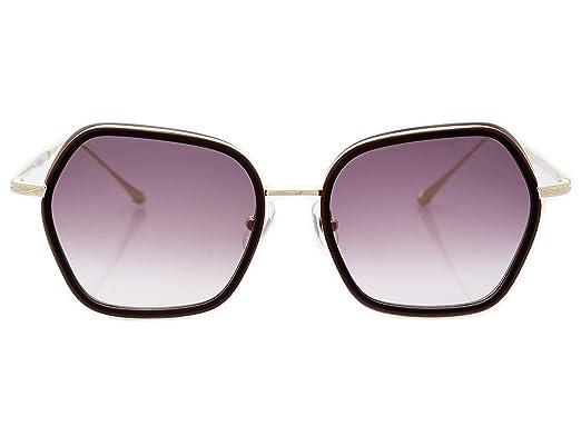 Amazon.com: Matsuda M3078 BOR-RG.SG.SG.54 - Gafas de sol ...