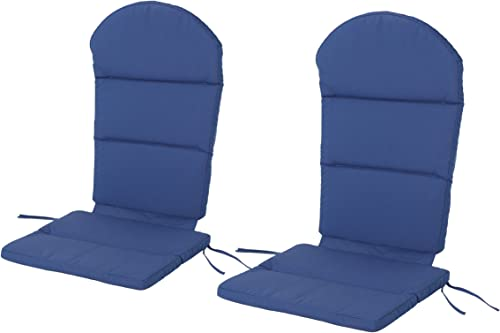 Christopher Knight Home 304638 Terry Outdoor Adirondack Chair Cushion Set of 2