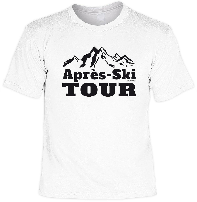 T-Shirt ::: Aprés-Ski TOUR ::: Schneehemd