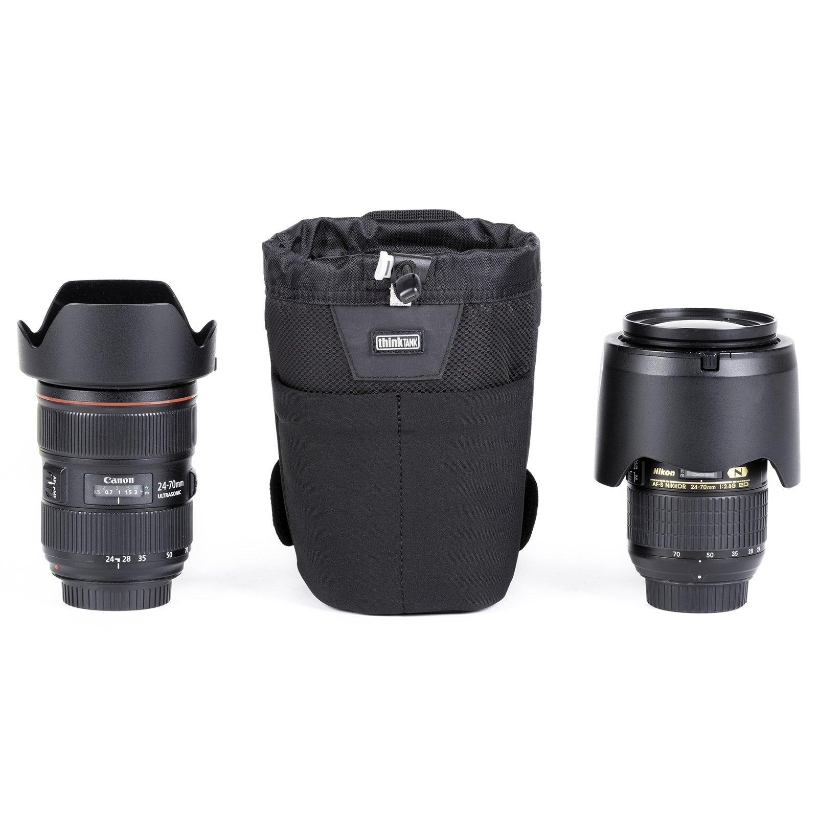 Think Tank Photo Lens Changer 25 V3.0 Lens Case (Black) by Think Tank