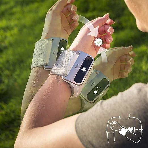 Braun iCheck 7 - Monitor de tensión arterial: Amazon.es: Salud y cuidado personal