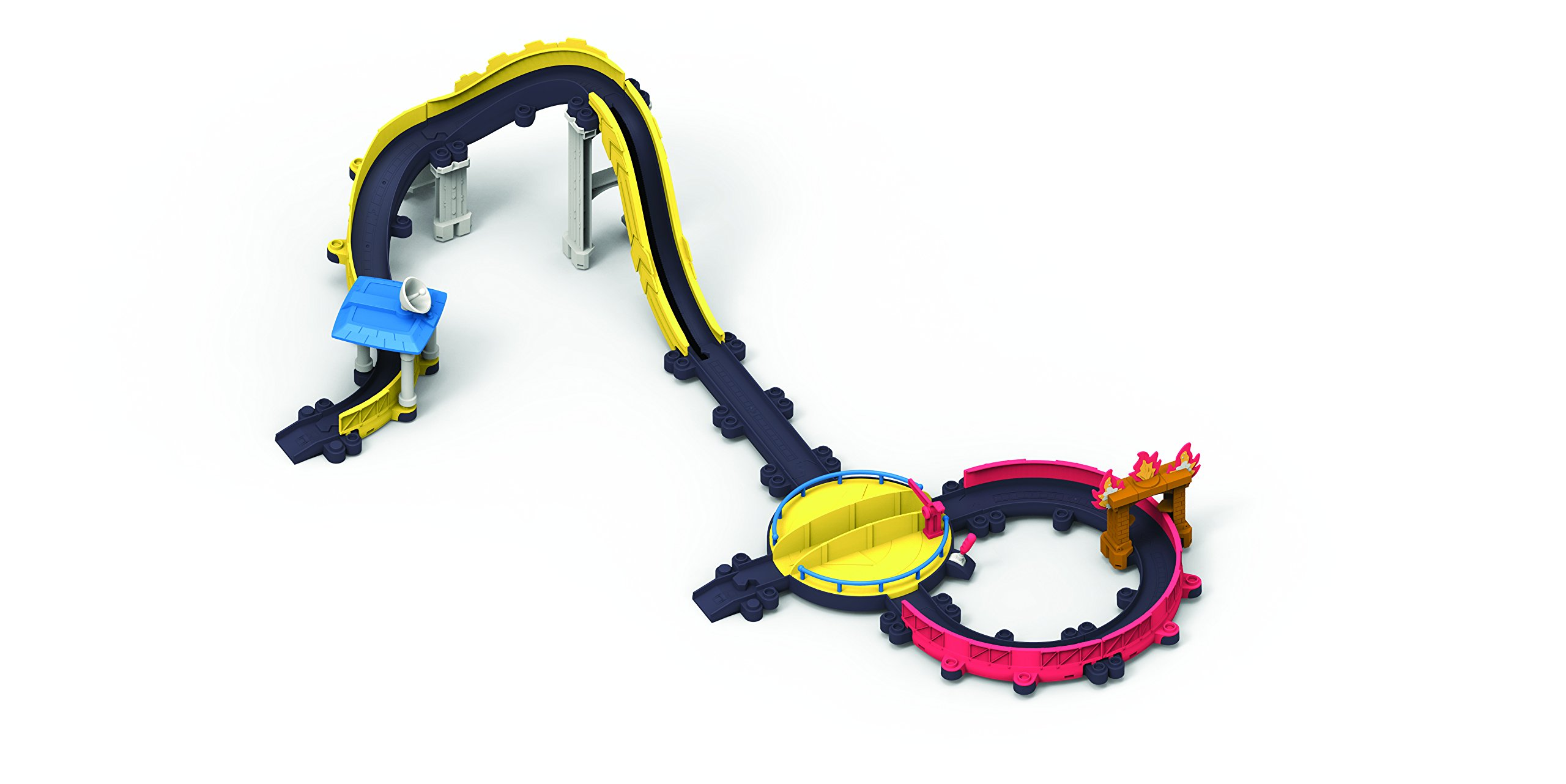Chuggington StackTrack Motorized High Speed Rescue by TOMY (Image #3)