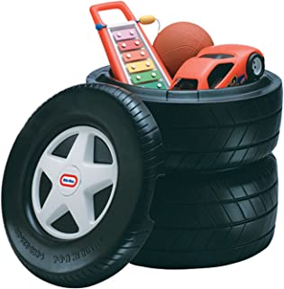 product image for Little Tikes Classic Racing Tire Toy Chest