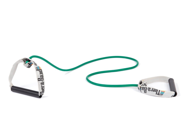 Verde Stark//gr/ün Talla:1,40 m Thera-Band Bodytrainer Extensor con Asas Flexibles 1,40 m